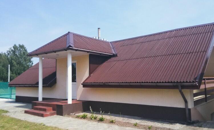 Гостевой дом (эконом вариант)
