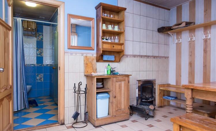 «Паулинка» в Беловежской пуще, Баня