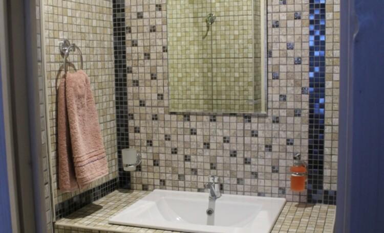 База отдыха «Плещеницы», Люкс 7-11 - туалет