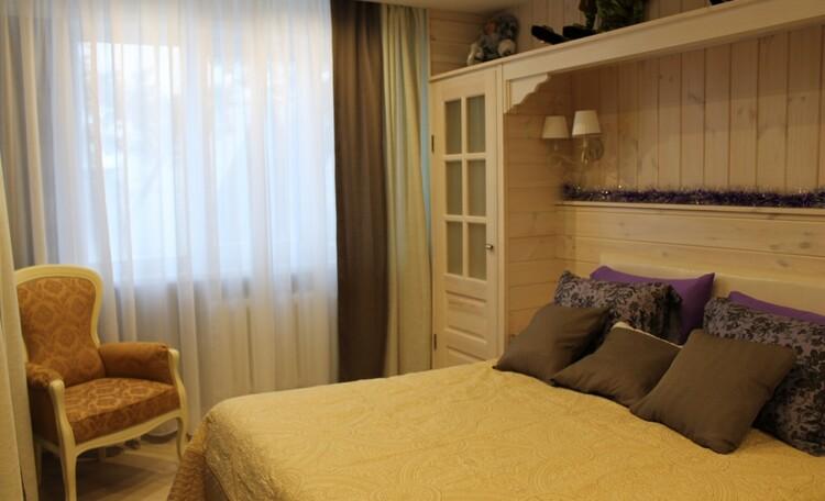 База отдыха «Плещеницы», Люкс 10, 11 - спальня