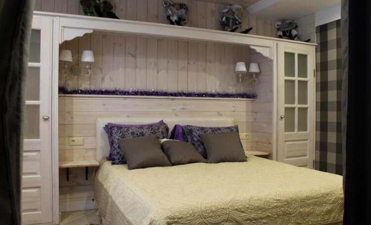 "Recreation centre ""Pleshchenitsy"", Люкс 10, 11 - спальня"