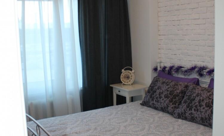 База отдыха «Плещеницы», Люкс 9 (однокомнатный) - спальня