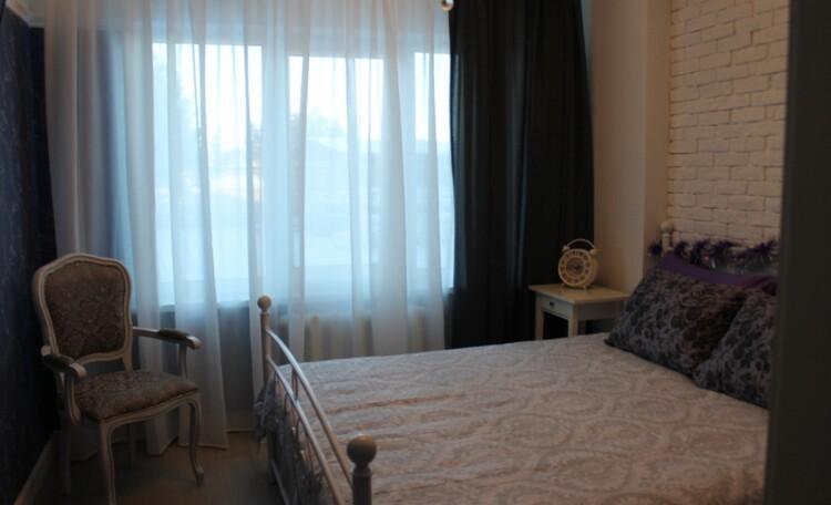 Люкс 9 (однокомнатный) - спальня