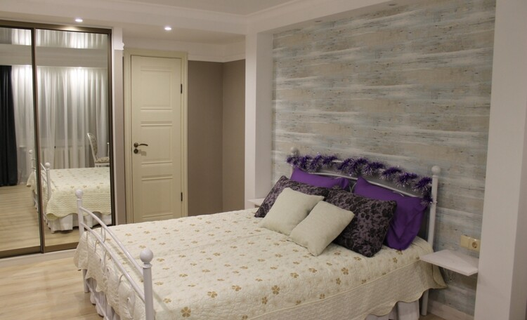 Люкс 8 - спальня