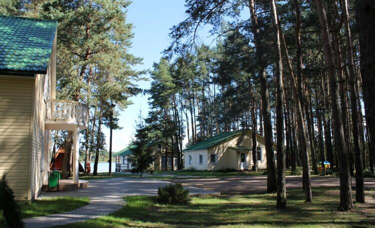 """Recreation centre """"Pleshchenitsy"""""""