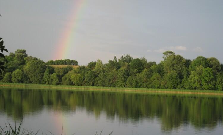 """Агроусадьба """"Белорусский Байкал"""", Неописуемо красивое озеро Долгое."""