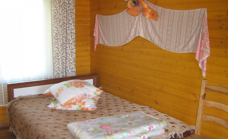 Агроусадьба «Белые Росы», спальня 2 этаж