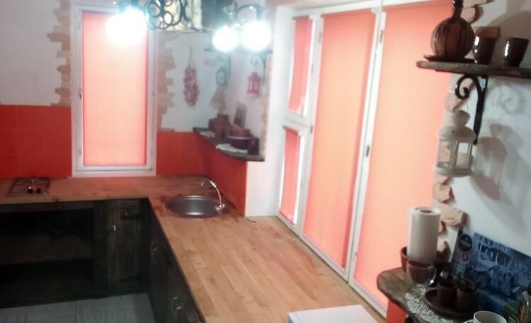 Агроусадьба Пожарки, Современая и удобная кухня на которой есть все что нужно для приготовления