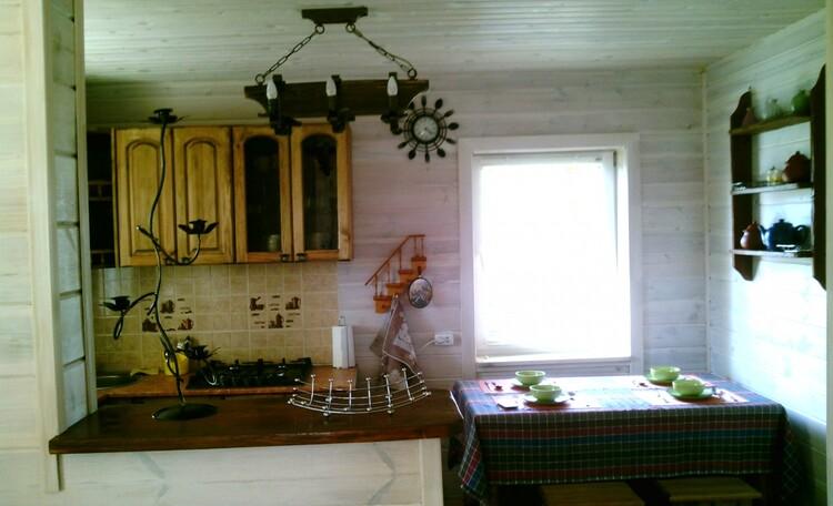Агроусадьба  «Под липами в Дмитровичах», Кухня