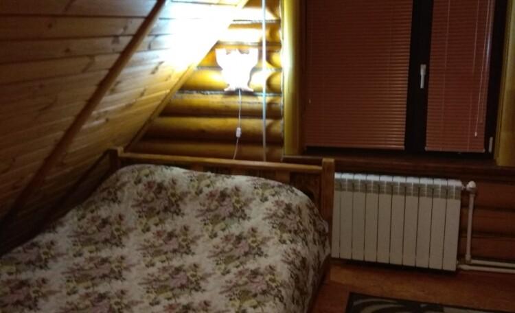 Спальня наверху.