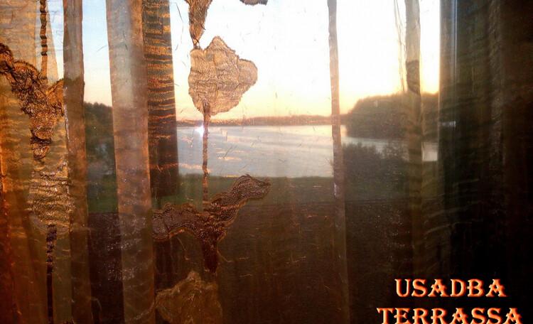 Усадьба «Terrassa», Засыпая и просыпаясь смотрите на эту красоту и вы почувствуете красоту в себе!!!    Вид на озеро из Красной спальни