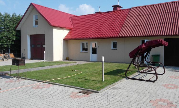 Загородный дом в Волковыске