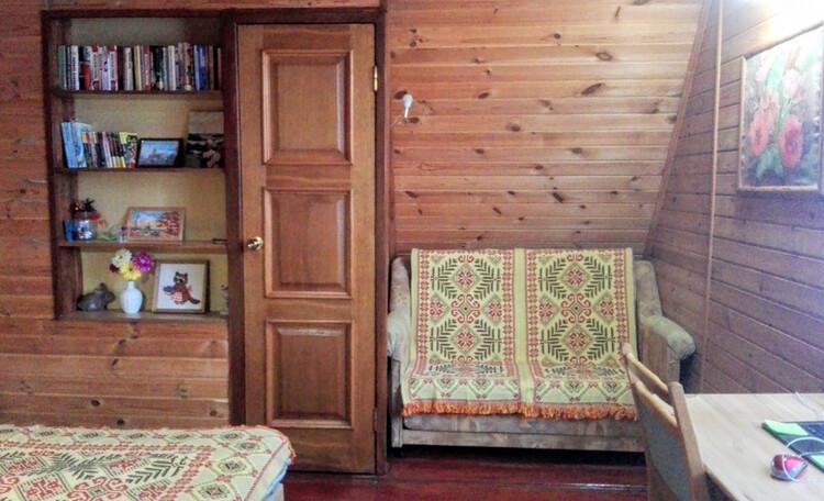Усадьба «Богино», Спальня на втором этаже большого дома