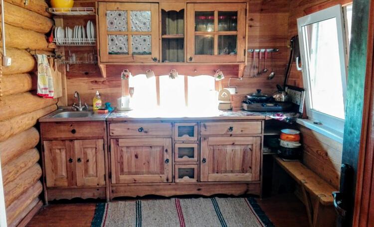 Усадьба «Богино», Кухня одноэтажного дома