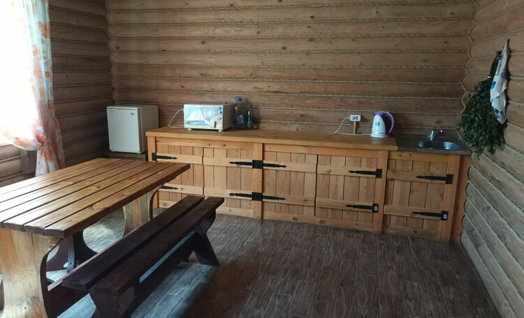Струсто, кухня в люксе