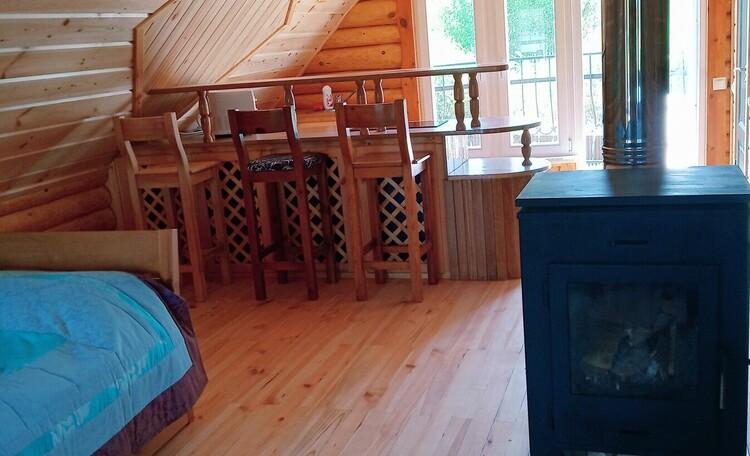 """Farmhouse """"Belorussian Baikal"""", Семейный номер над баней"""