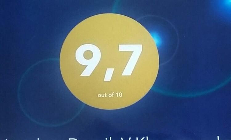 """Усадьба """"Сказка""""  в Беловежской пуще, Наш рейтинг на Букинге. 9.7 из 10. Мы ценим ваше доверие."""