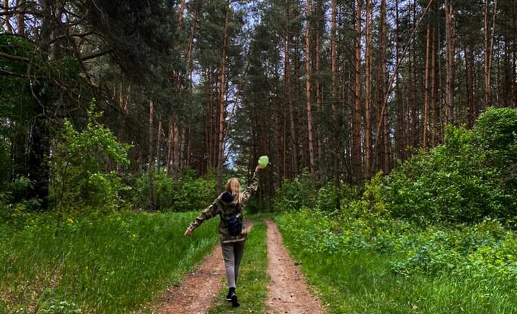 Агроусадьба «Заречная», прогулки по окрестностям