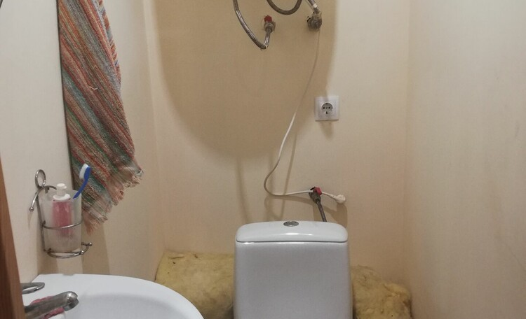 Домик-баня