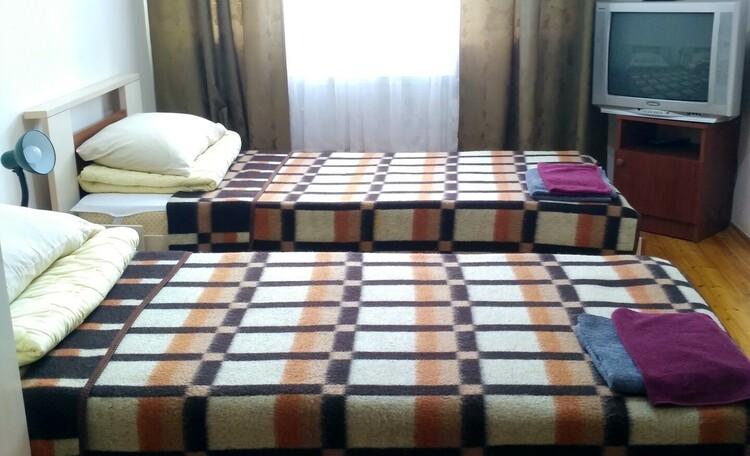База отдыха «Сутково», 2х местная спальная в блоке Стандарт