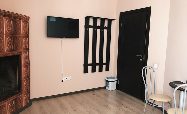 Двухместный номер с общей ванной комнатой