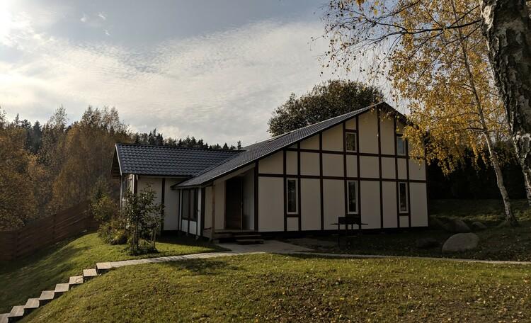 Логойск Вилла