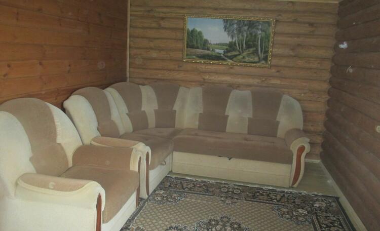 АгроЭкоУсадьба на Браславских озерах., Спальня в 2 - х комнатном доме.