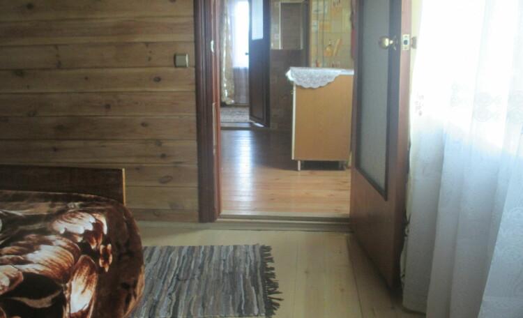 На широких просторах, 2-х комнатный дом у озера/