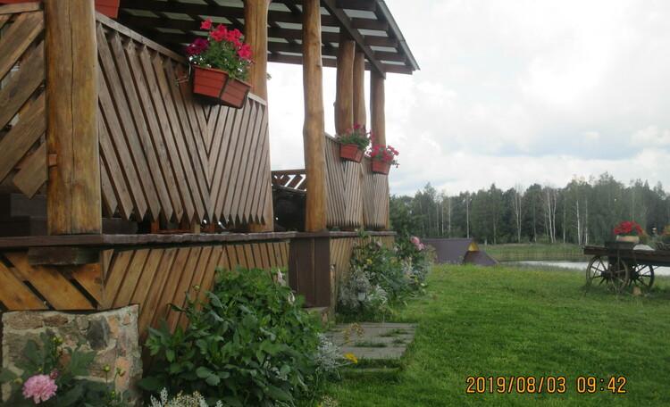 АгроЭкоУсадьба на Браславских озерах.