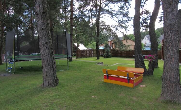 База отдыха «Васпан» до апреля скидки 10-20%, детская площадка
