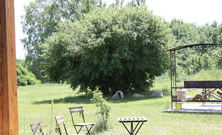 """Агроусадьба """"Поместье Горваль"""", мангал"""