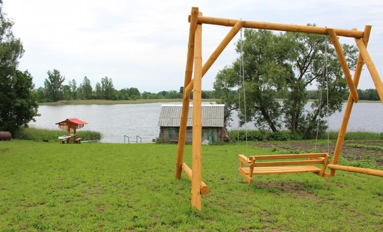 Усадьба «Домик у озера» аг.Дрисвяты