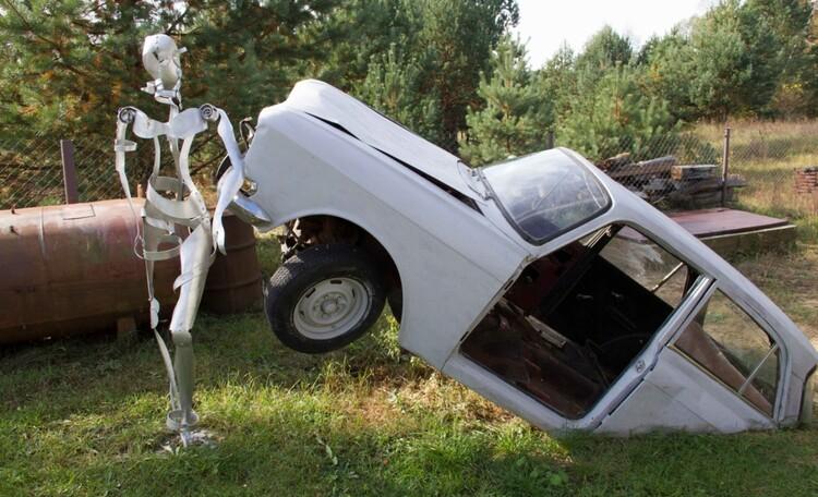 Усадьба «Тры Бабры», памятник российскому автопрому!