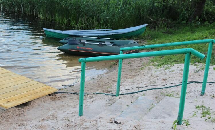 Сядзіба «Домик у озера» аг.Дрысвяты