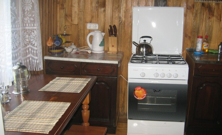 "Farmhouse ""Dorogobushka"", Кухня"