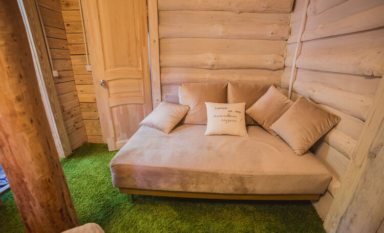 Парк-усадьба «Вишня», В некоторых номерах предусмотрено дополнительное спальное место