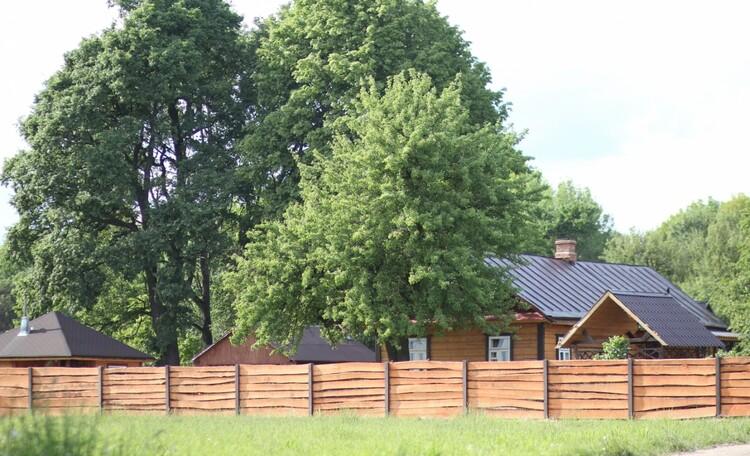 """Farmstead """"Kupalinka"""", общий вид усадьбы"""