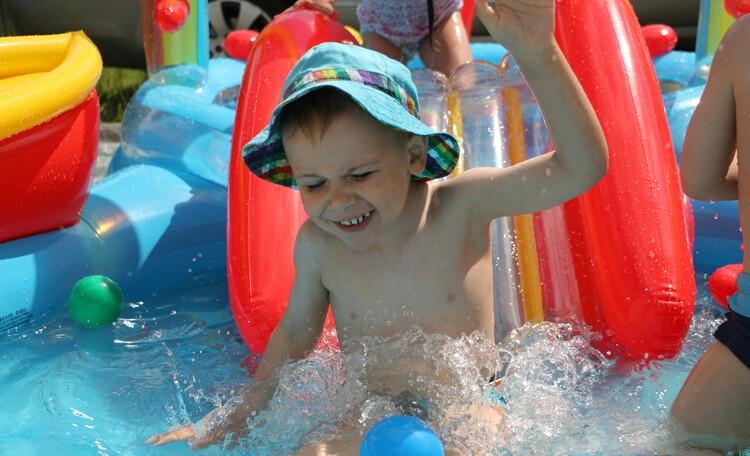 Усадьба «Terrassa», Бассейн, пожалуй, это самое любимое занятие детей!