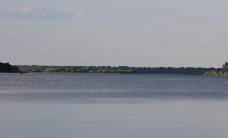 Усадьба «Terrassa», Чистейшее озеро нашей страны - Селява