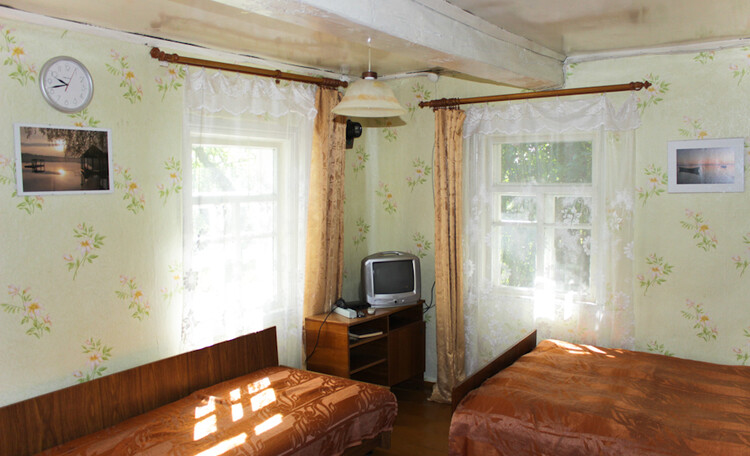 спальня 3 кровати