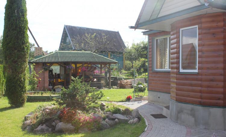 Дачный дом «Струстянский двор»