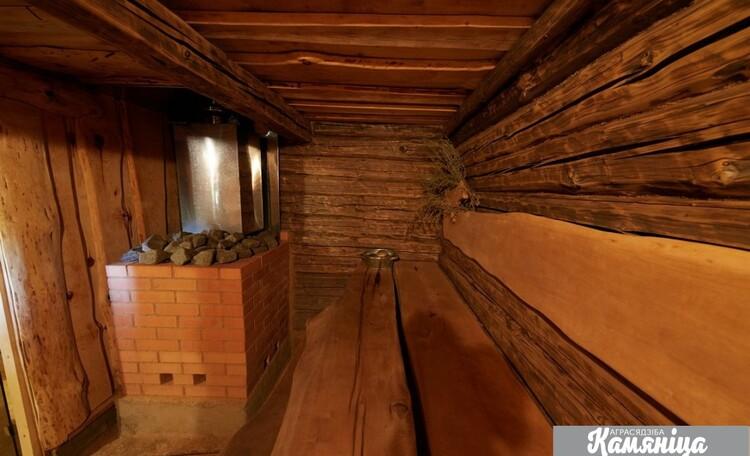 Агроусадьба «Камяница» , Дом-баня Хоббита