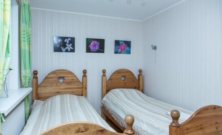 «Паулинка» в Беловежской пуще, спальня № 1