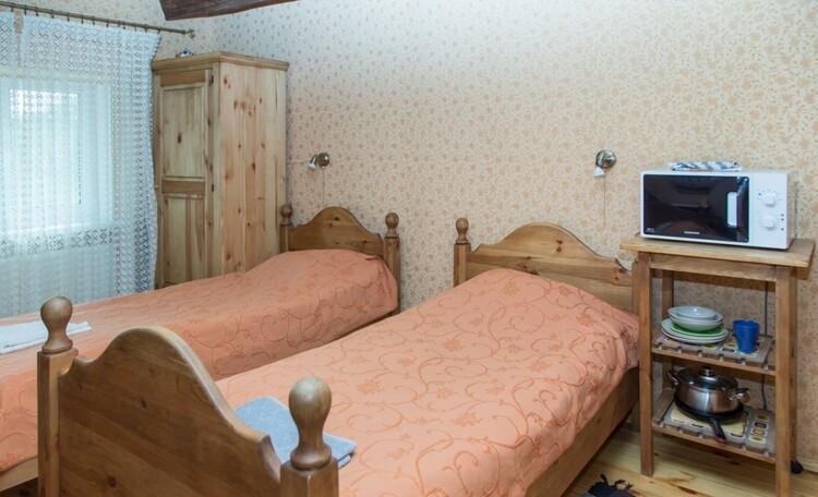 комната с отдельным входом