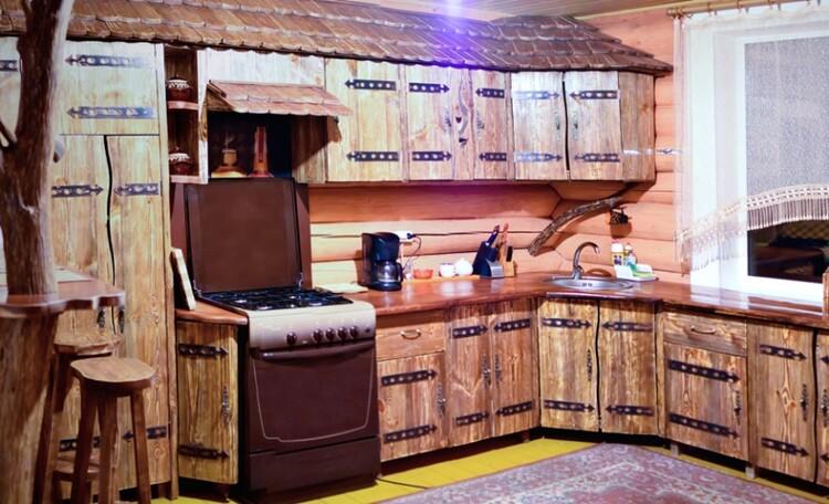 Усадьба «Солнечный угол», Кухня. Усадьба Солнечный угол. Отдых в Беларуси.