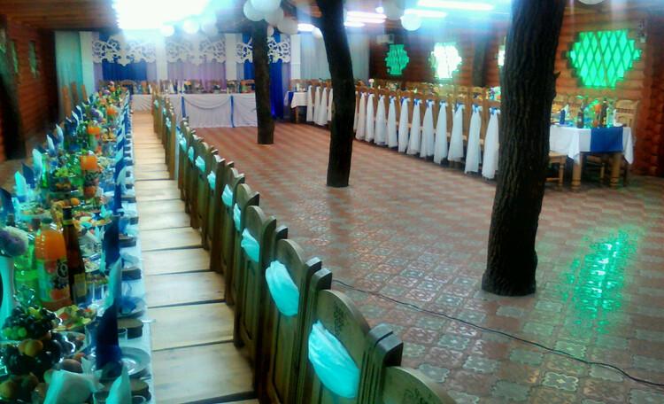 Усадьба «Николаево», Банкетный зал