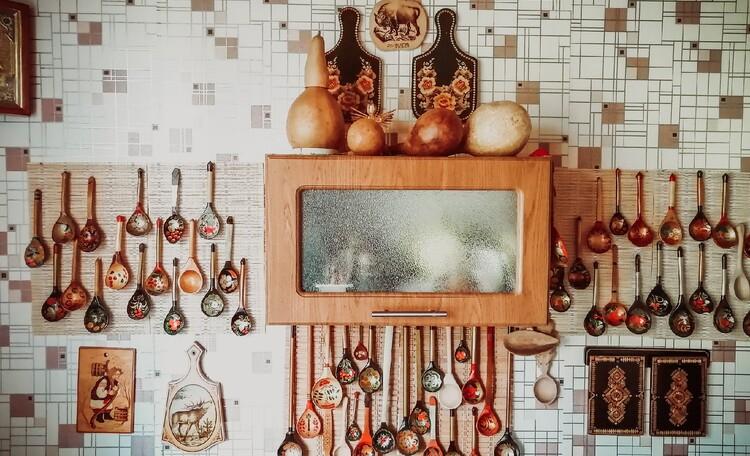 Агроусадьба «Пущанский дворик», Предметы интерьера