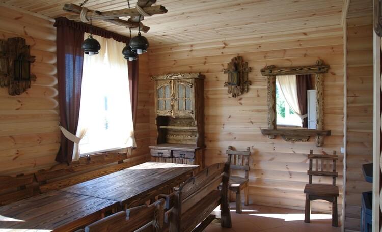 Домик охотника «Вередово», Малый банкетный зал