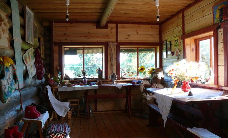 Агроусадьба «Мацейкава сяліба», мастерская в уголке Мацейкавы рамёствы