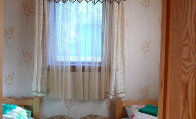 Агроусадьба «Мацейкава сяліба»,  Спальная комната в доме стандарт
